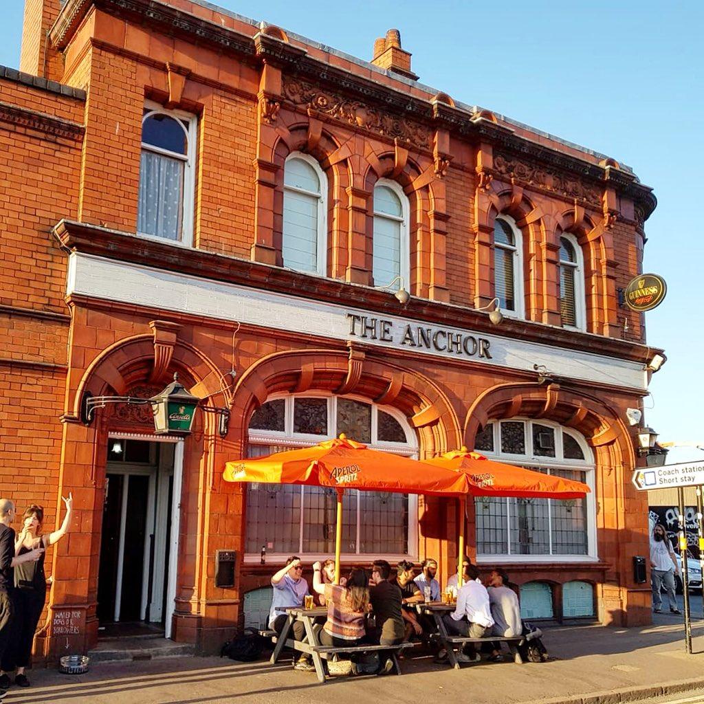 The Anchor – Independent Birmingham